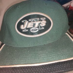 Used New York Jets NFL Hat